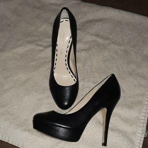 Enzo Angiolini black heels